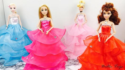 barbie princesse disney