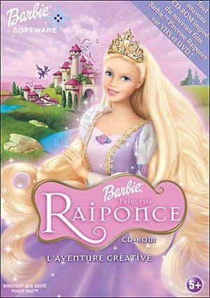 barbie raiponce en streaming