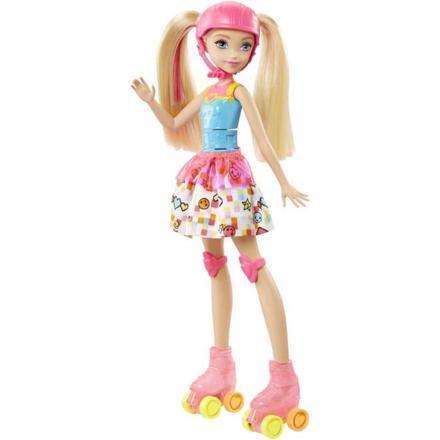 barbie roller lumineux