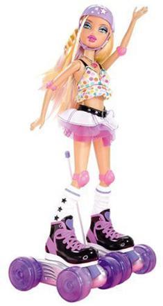 barbie roller