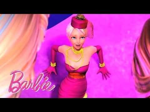 barbie sirène en français