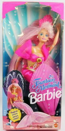 barbie sirene magique