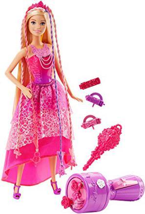 barbie tresse magique
