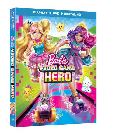 barbie video game hero streaming