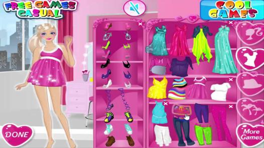 barbie video gratuit