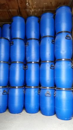 baril bleu