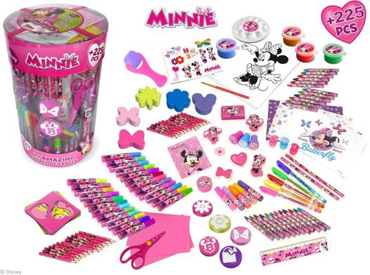 baril creatif minnie