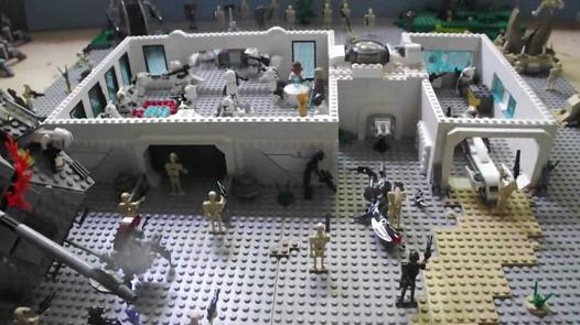 base star wars lego