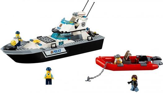 bateau de lego