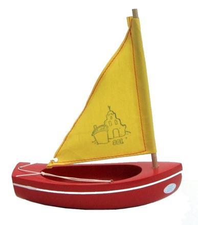bateau en jouet