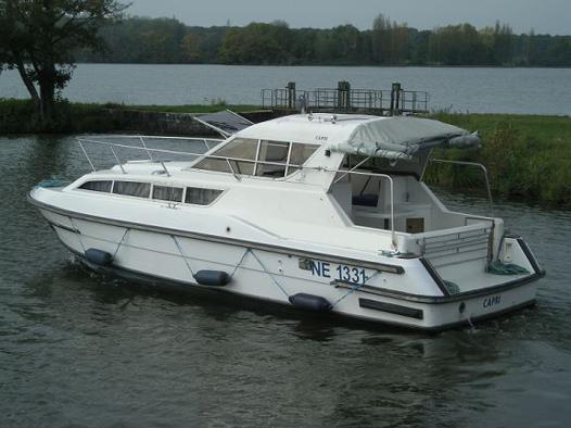 bateau mer riviere occasion