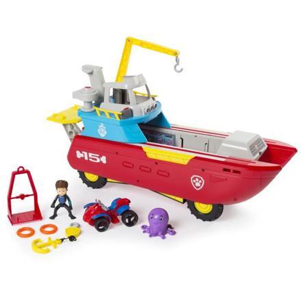 bateau pat patrouille