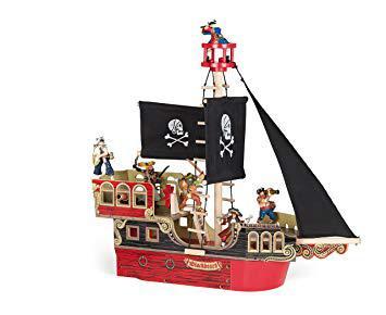 bateau pirate papo