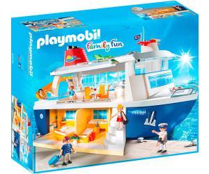 bateau playmobil 6978