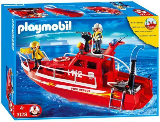 bateau pompier playmobil