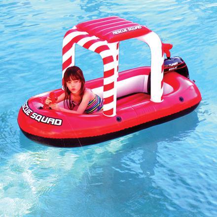 bateau pour piscine