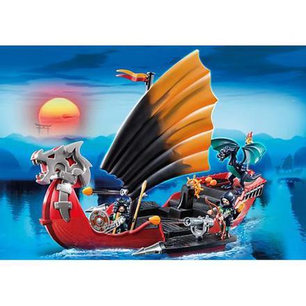 bateau viking playmobil