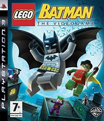 batman lego jeux