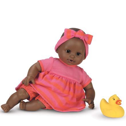bébé corolle noir