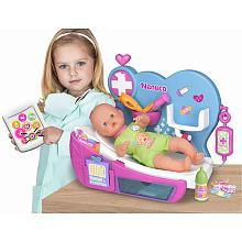 bebe nenuco malade