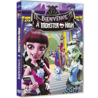 bienvenue a monster high