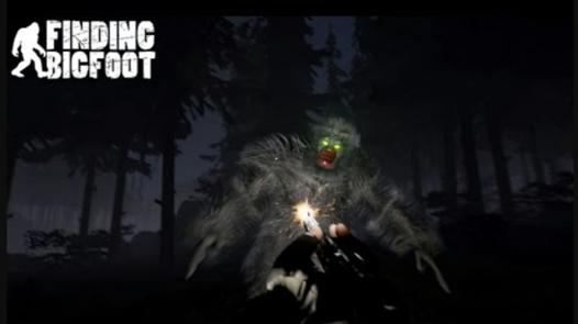 bigfoot jeux