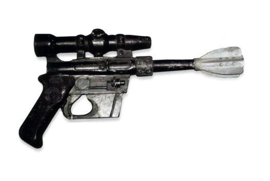 blaster pistolet
