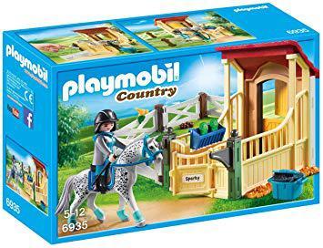 boîte de playmobil