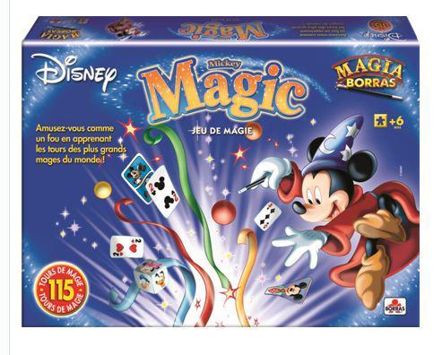 boite magie enfant