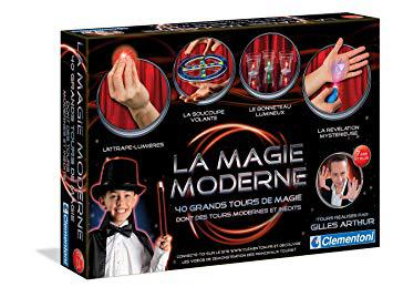 boite magie moderne