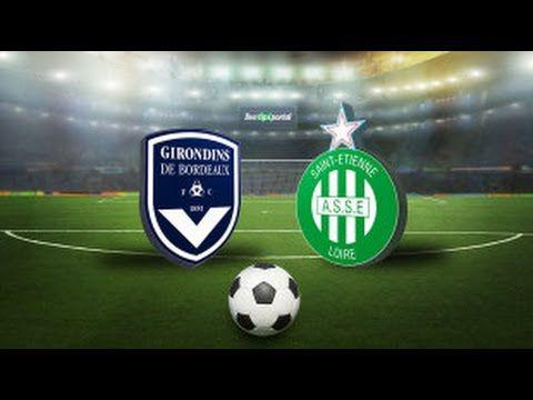 bordeaux saint etienne streaming