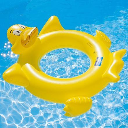 bouée gonflable canard adulte
