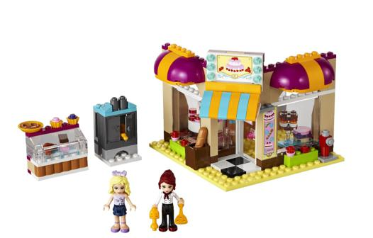 boulangerie lego friends
