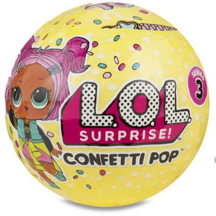 boule lol surprise