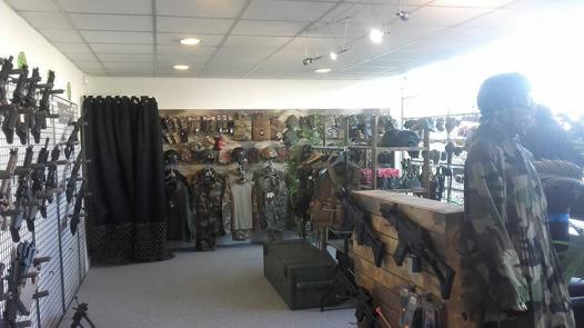 boutique airsoft blois