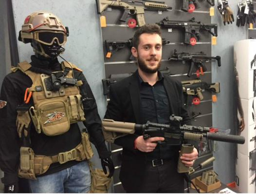 boutique airsoft evreux