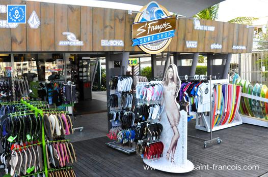 boutique de surf