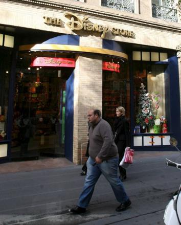 boutique disney toulouse