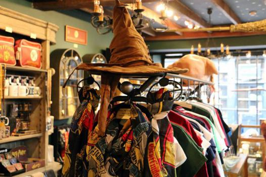 boutique harry potter clermont ferrand