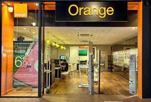 boutique orange biganos