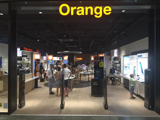 boutique orange blagnac