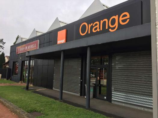 boutique orange issoire