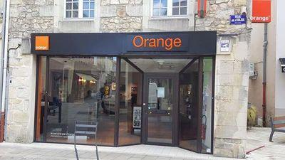 boutique orange lesparre