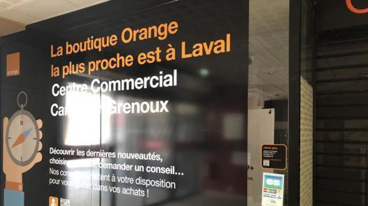 boutique orange lorient