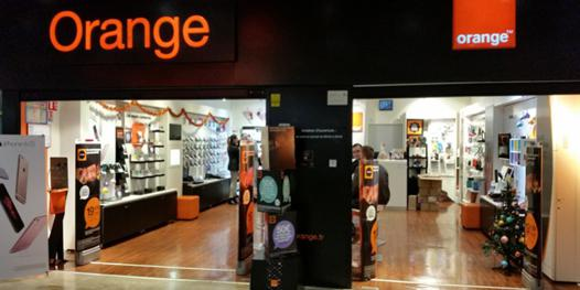 boutique orange saint etienne