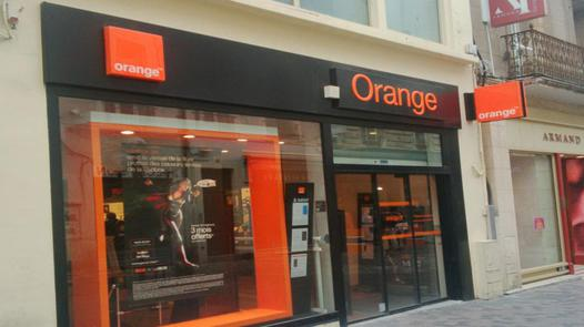 boutique orange tours nord