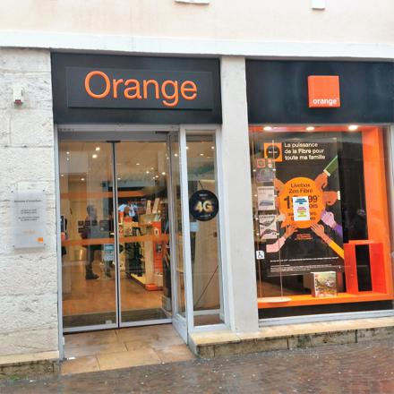 boutique orange villefranche