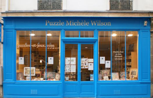 boutique puzzle paris
