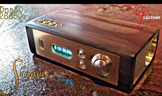 box electro bois
