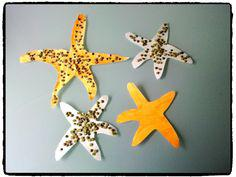bricolage étoile de mer